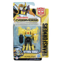 Transformers Action Attacker Cserkész (Bumblebee)