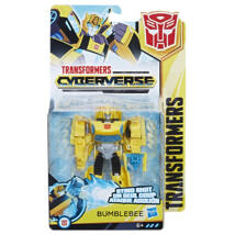 Transformers Action Attacker Harcos (Bumblebee)