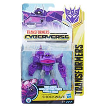 Transformers Action Attacker Harcos (Schockwave)