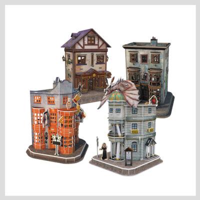 3D puzzle Harry Potter - Weasley Varázsbolt