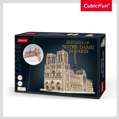 3D puzzle Notre Dame exkluzív (293 db-os)