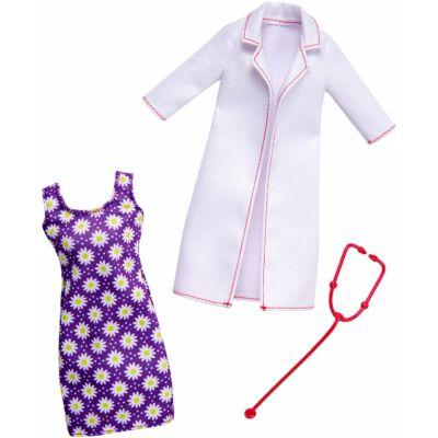 Barbie karrier ruhák (orvos)
