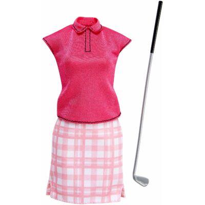 Barbie karrier ruhák (golfozó)