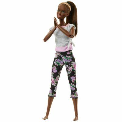 Barbie hajlékony jógababák 2018