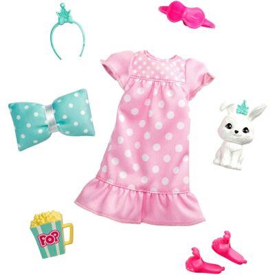 Barbie Princess Adventure - Divatcsomag kiskedvenccel (GML66)