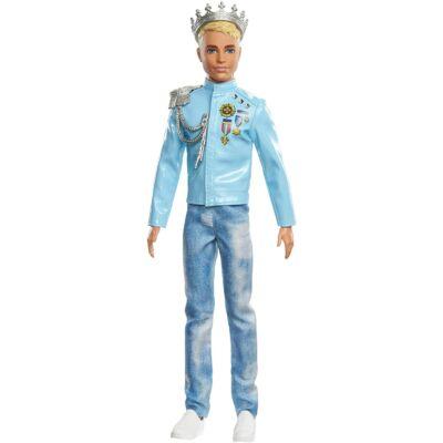 Barbie Princess Adventure - Ken herceg