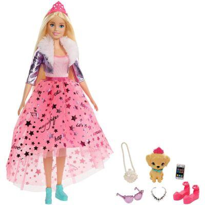 Barbie Princess Adventure - Deluxe hercegnők (GML77)
