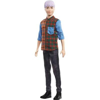 Barbie Fashionista barátok fiú babák (GHW70)