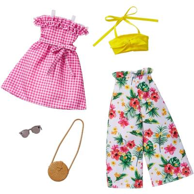 Barbie ruha szettek (2-es csomag, GHX64)