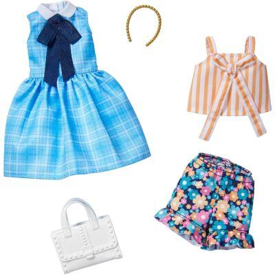 Barbie ruha szettek (2-es csomag, GHX65)