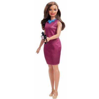 60. évforduló: Riporter Barbie