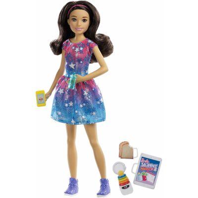 Barbie bébiszitter baba (F)