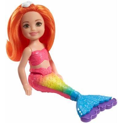 Barbie Chelsea sellő babák
