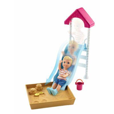 Barbie bébiszitter kiegészítő szettek (B)