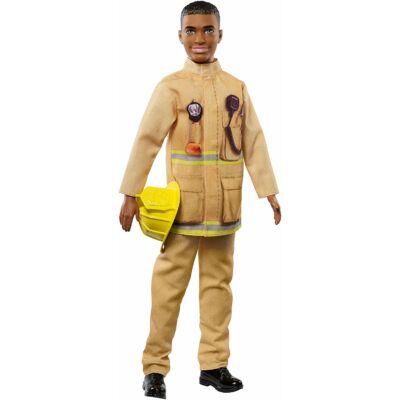 Ken karrier babák (tűzoltó)