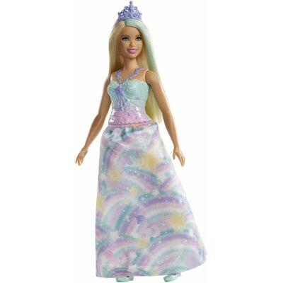 Barbie Dreamtopia hercegnők (szivárvány)