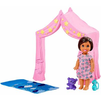 Barbie bébiszitter kiegészítő szettek (A)