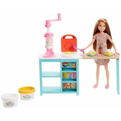 Barbie Stacie konyhája