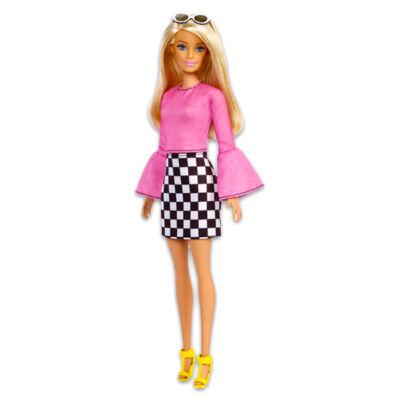 Barbie Fashionista barátnők - stílusos divatbaba (FXL44)