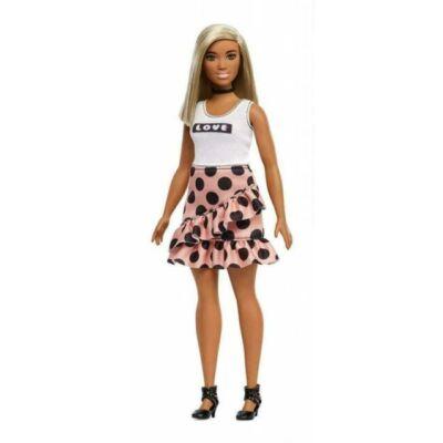 Barbie Fashionista barátnők - stílusos divatbaba (FXL51)