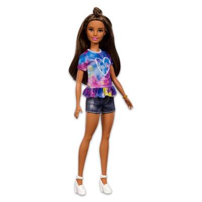 Barbie Fashionista barátnők - stílusos divatbaba (FYB31)