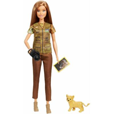 Barbie National Geographic baba (GDM46)
