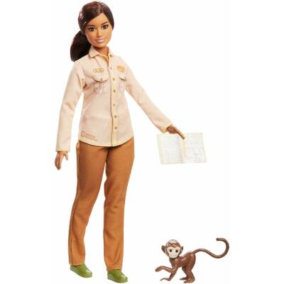 Barbie National Geographic baba (GDM48)
