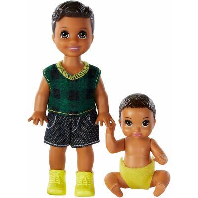 Barbie bébiszitter kistesók
