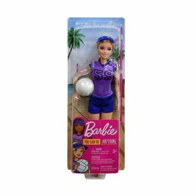 Barbie röplabdázó