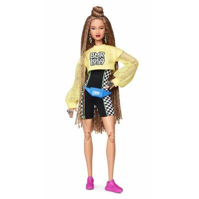 BMR1959 - Barbie retro divatbaba biciklis nadrágban