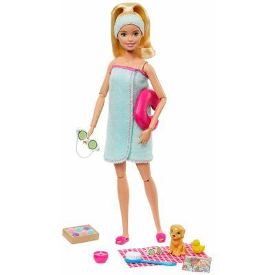 Barbie feltöltődés -Barbie Kikapcsolódás szett  (GJG55)