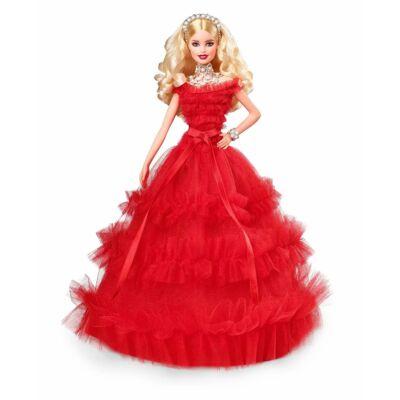 Holiday Barbie baba 2018 (szőke)