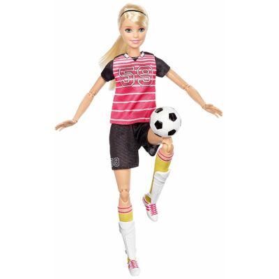 Sportoló Barbie - Focista