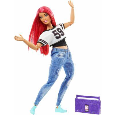 Sportoló Barbie - Táncos