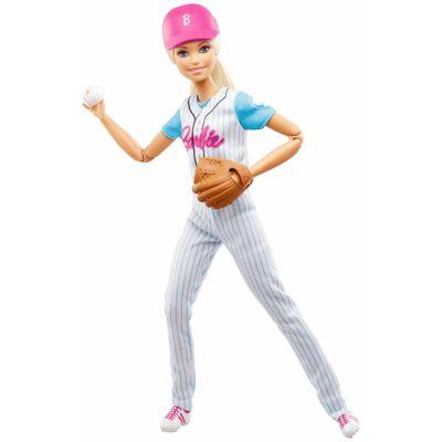 Sportoló Barbie - Baseball játékos