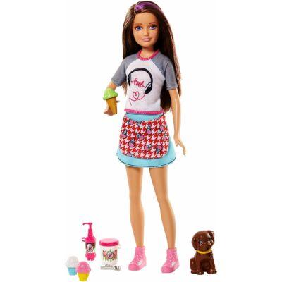 Barbie húga - Skipper fagyit készít