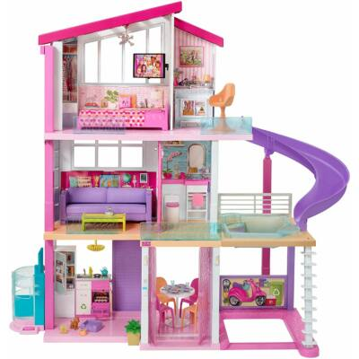 Barbie Dreamhouse - Barbie álomháza