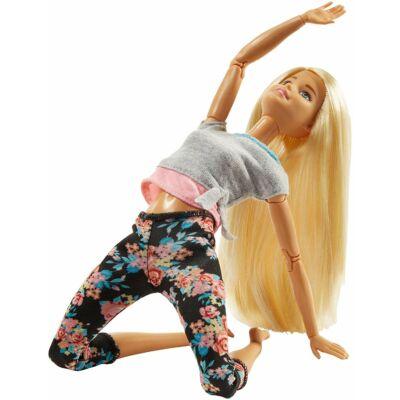 Barbie - Hajlékony jógababa