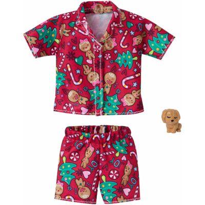 Barbie karácsonyi ruhaszett