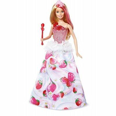 Barbie Dreamtopia világító és zenélő hercegnő