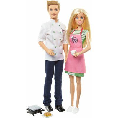 Barbie és Ken (2-es csomag)