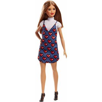 Barbie Fashionista barátnők stílusos divatbabák