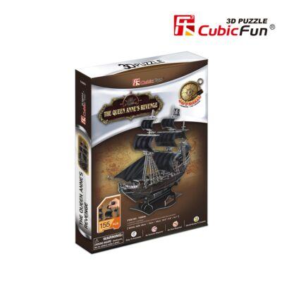 3D puzzle Anna királynő bosszúja (155 db-os)