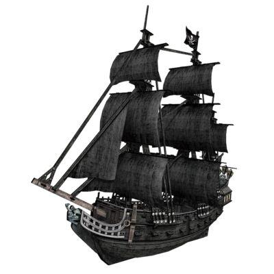 3D puzzle Anna királynő bosszúja (308 db-os)