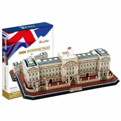 3D puzzle Buckingham-palota (72 db-os)