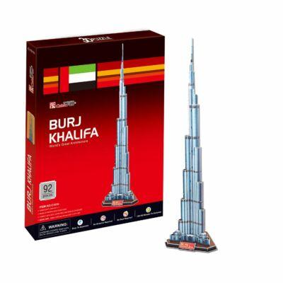 3D puzzle Burdzs Kalifa (91 db-os)