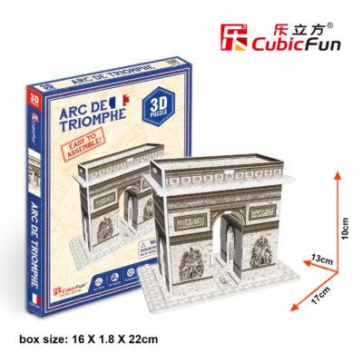 3D puzzle Diadalív (13 db-os)