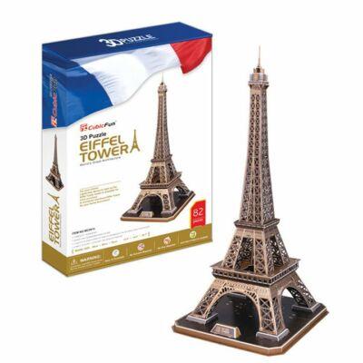 3D puzzle Eiffel torony (82 db-os)