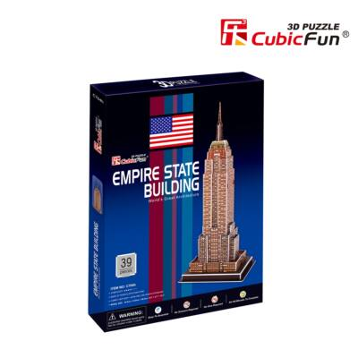 3D puzzle Empire State Building (39 db-os)