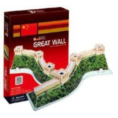 3D puzzle Kínai nagy fal (55 db-os)